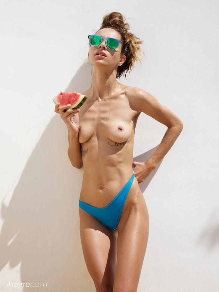 title2:Hegre Rosa Watermelon
