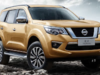 Nissan Terra For Sale April 12 in China, There Twin Turbo Machine!