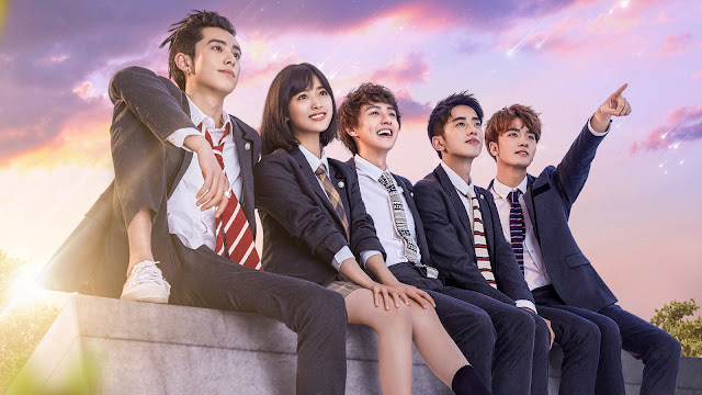 Download Drama Mandarin Meteor Garden 2018 Batch Subtitle Indonesia