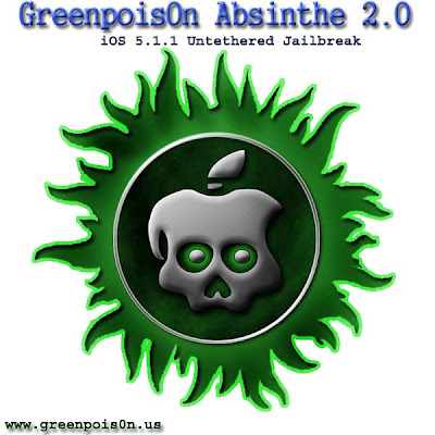 How To Use Absinthe 2.0.4 To Jailbreak iOS 5.1.1 Untethered On All iDevices Greenpois0n [ Video ]