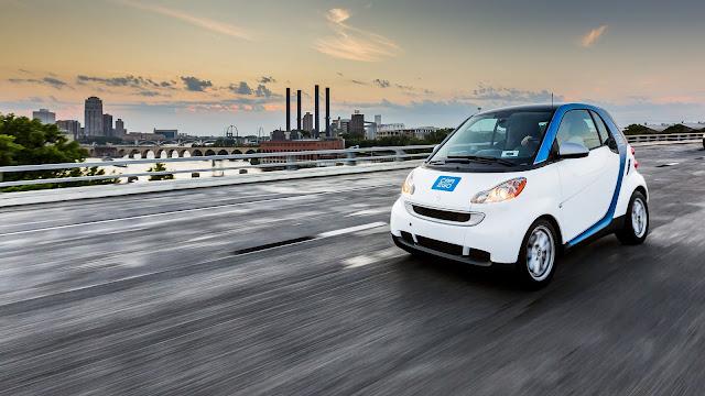 Eletric Vehicle Car