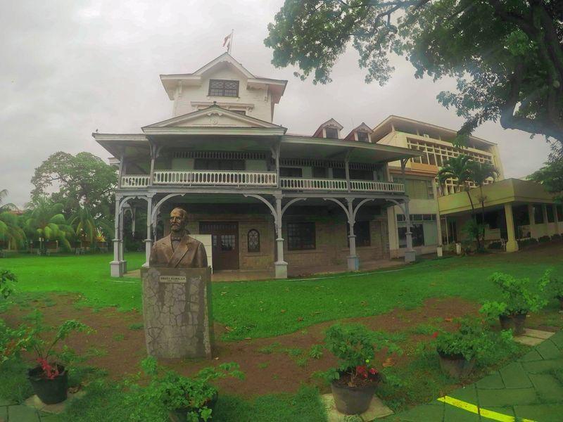 Silliman University in Dumaguete City