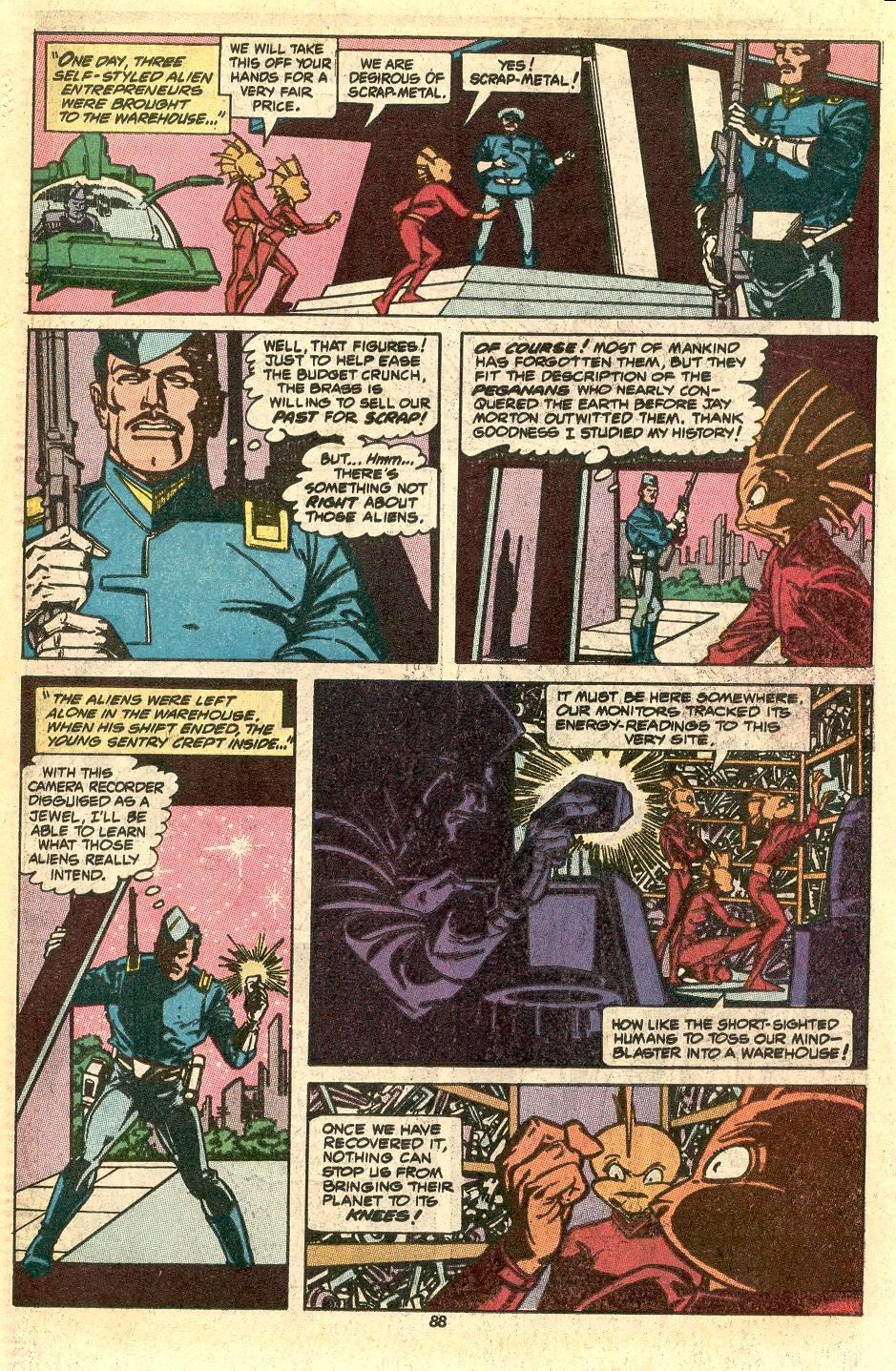 Read online Secret Origins (1986) comic -  Issue #50 - 91