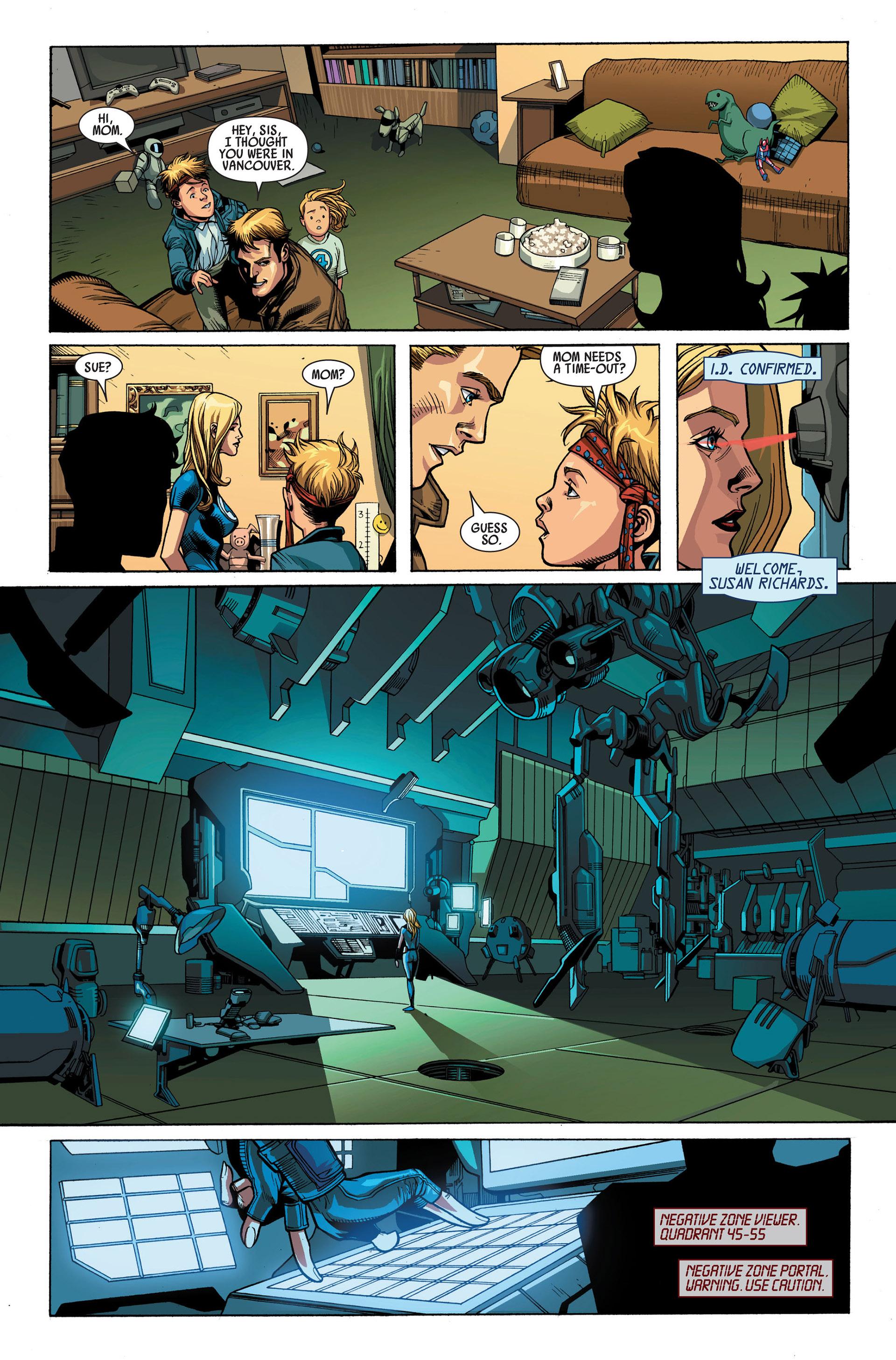 Read online Secret Invasion comic -  Issue #1 - 29