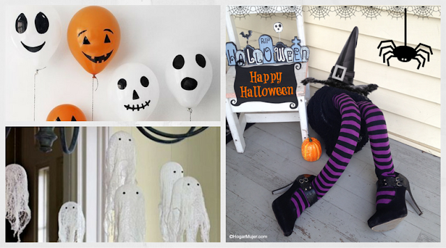 Ideas para decorar tu hogar en Halloween