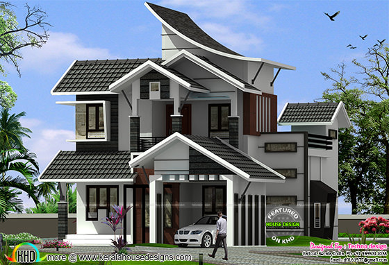 Rs 23 Lakhs Home Plan Kerala Home Design And Floor Plans
