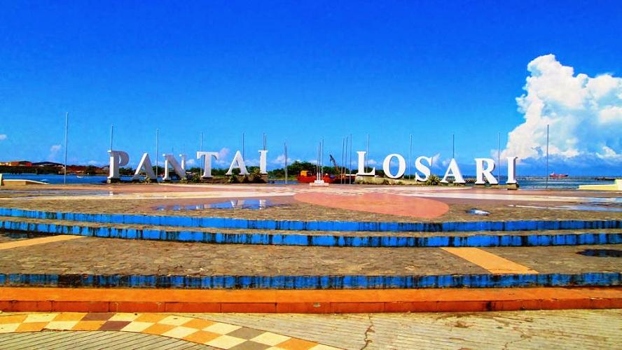 Pantai Losari Sulawesi Selatan