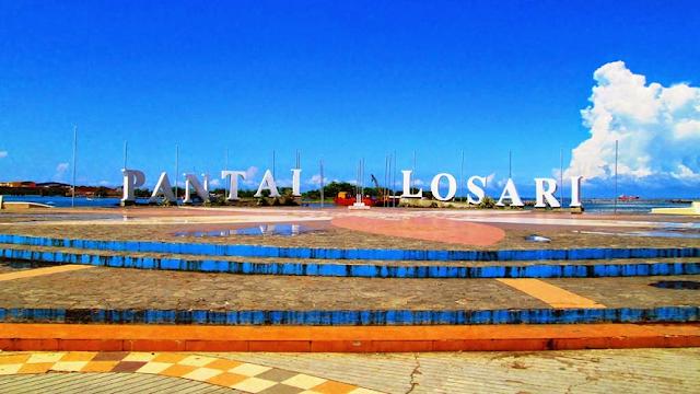 Pantai Losari Sulawesi Selatan, Spot Sunrise dan Sunset Terfavorit