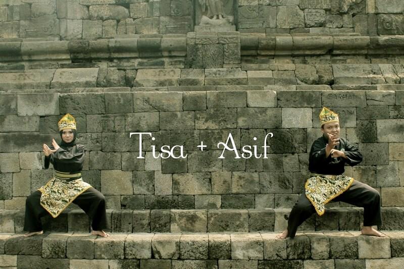[WEDDING] Tisa vs Asif