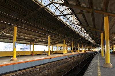 Alamat Stasiun Gondangdia