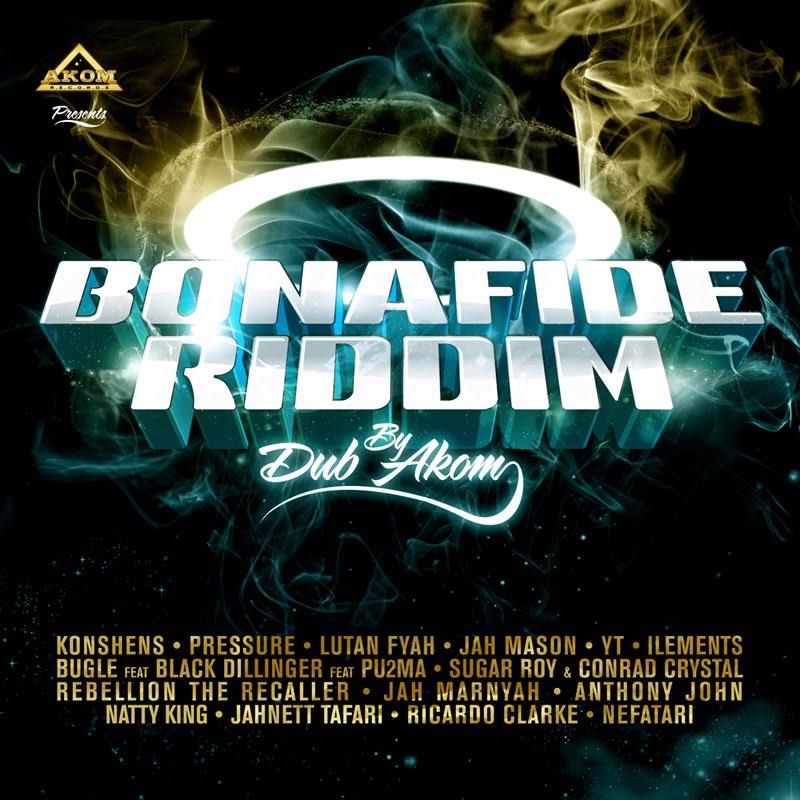 LinkUp Di CD MIX Vibes : Bonafide Riddim {dub akom records}2o11