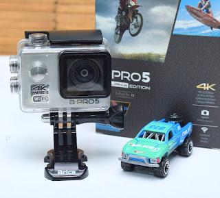 Jual B-Pro 5 4K mark 2 Bekas ( Actioncam )