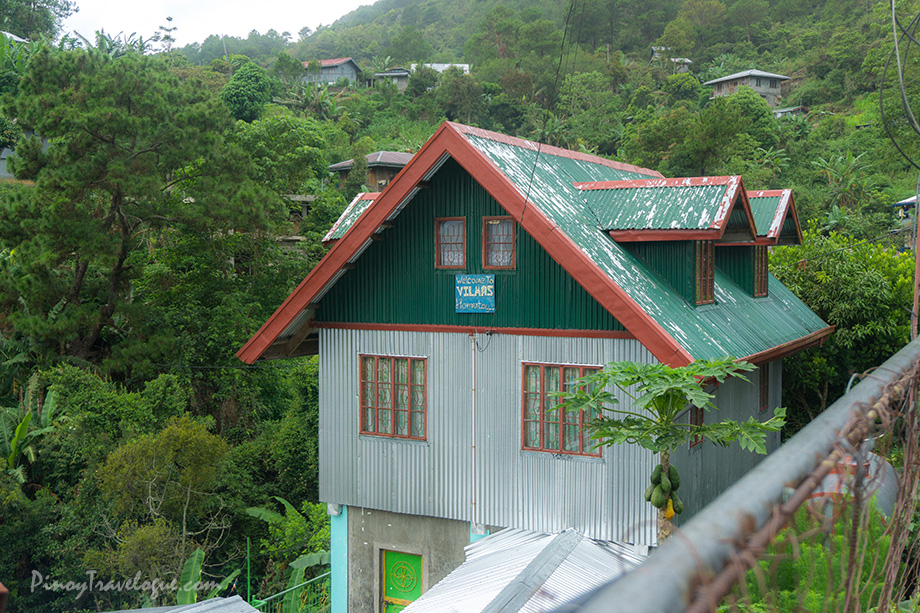 Vilma's Home Stay in Maligcong
