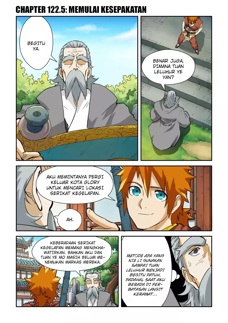 Baca Tales of Demons and Gods Chapter 122.5 Bahasa Indonesia