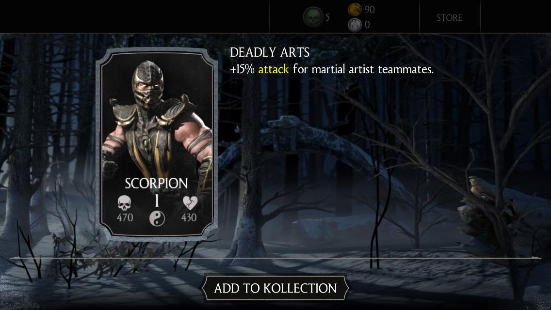 Dr Jengo's World: I'm playing: Mortal Kombat X Mobile!