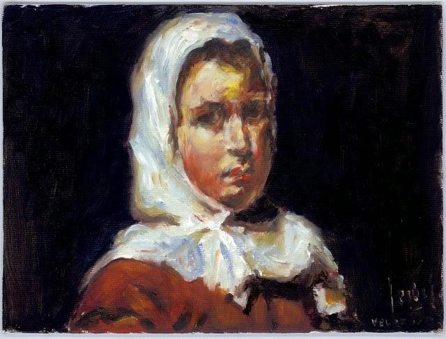 Испанский художник. Jesus Estevez Fuertes