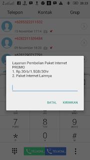 Cara Cek Paket Promo Yang Ada Di Kartu Sim Telkomsel