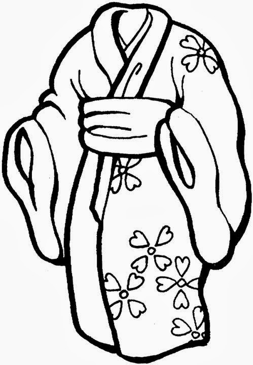 Printable coloring pages for Printable japanese coloring pages