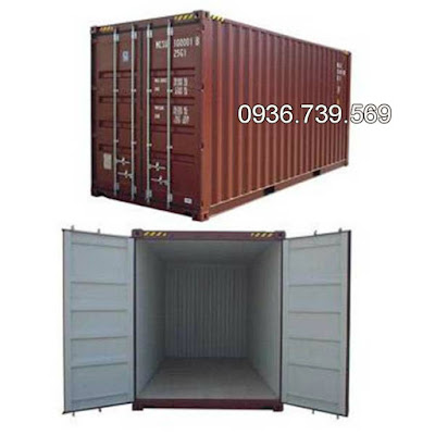 mua container cũ