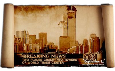 2001. Tiene lugar un atentado terrorista en Estados Unidos mediante