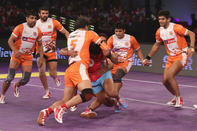 The Rise of Puneri Paltan! Manjeet marshals the Paltan to glory, reaches Semi-finals
