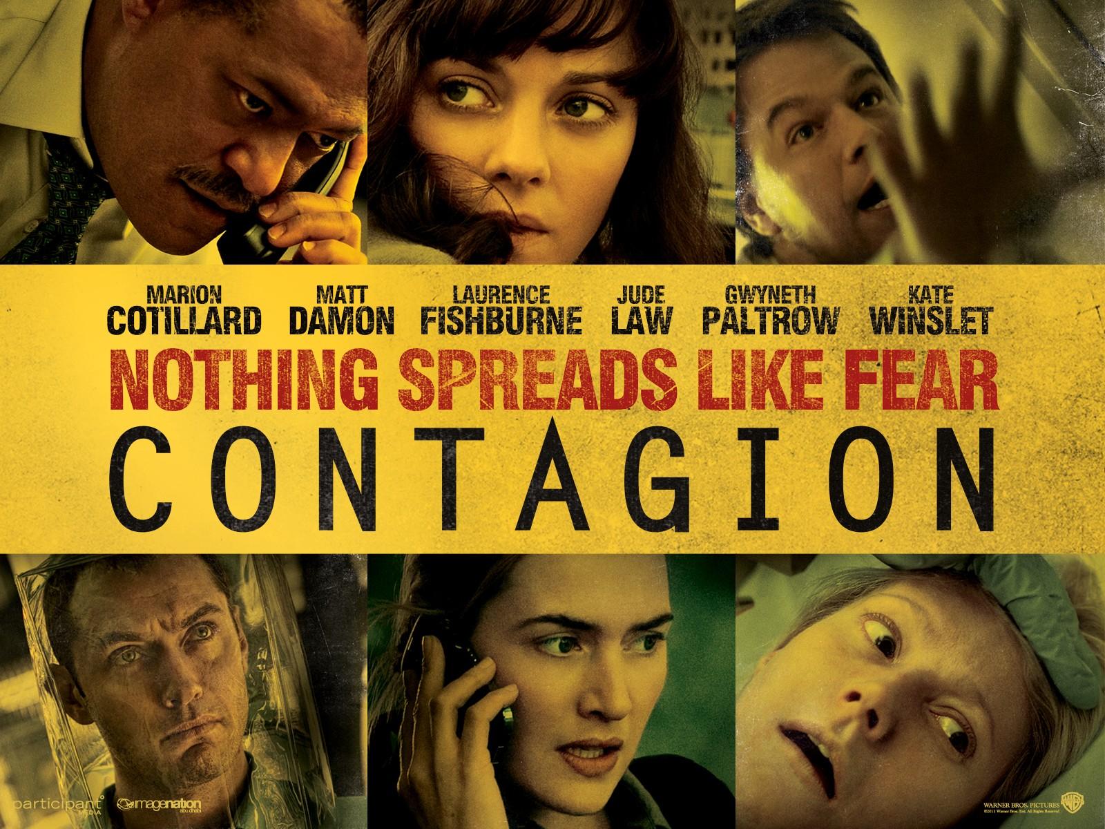 contagion film