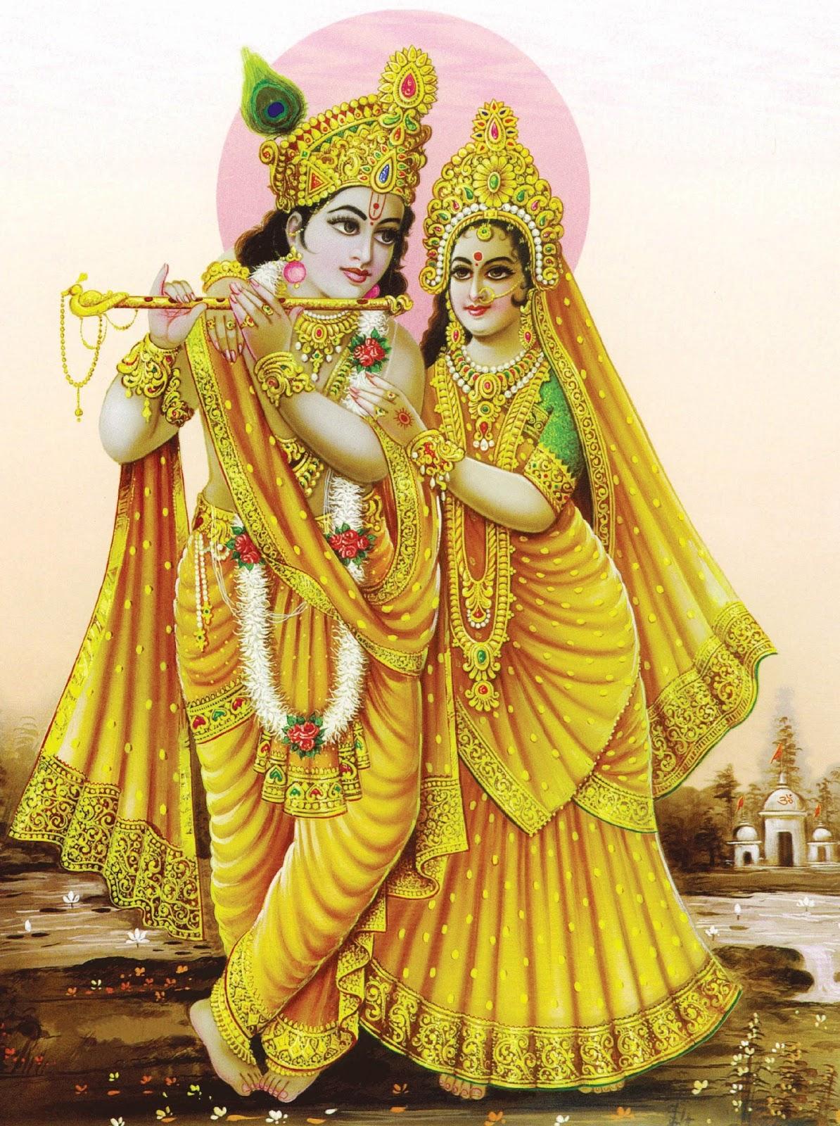 Krishna Radha Love Wallpaper Radha Krishna New Wall...