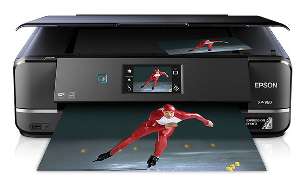 Epson Expression Premium XP-860 Printer Driver Download (Small-in