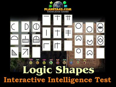 Logic Shapes Game