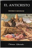 Portada del libro El anticristo de Nietsche descargar epub pdf