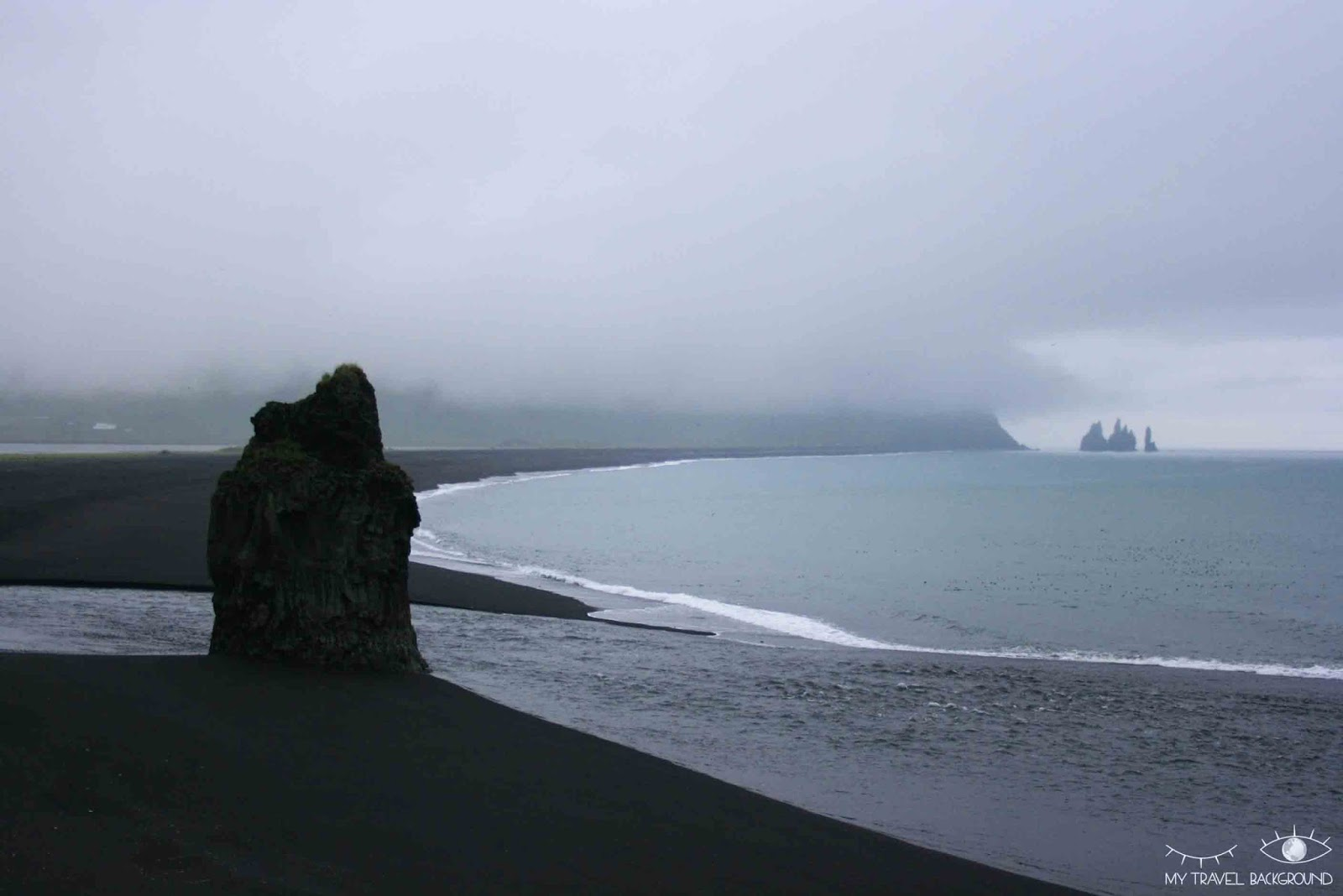 My Travel Background : où observer les macareux moines en Islande? A Vik et Dyrholaey