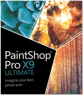 Corel PaintShop Pro X9 Ultimate Full Version