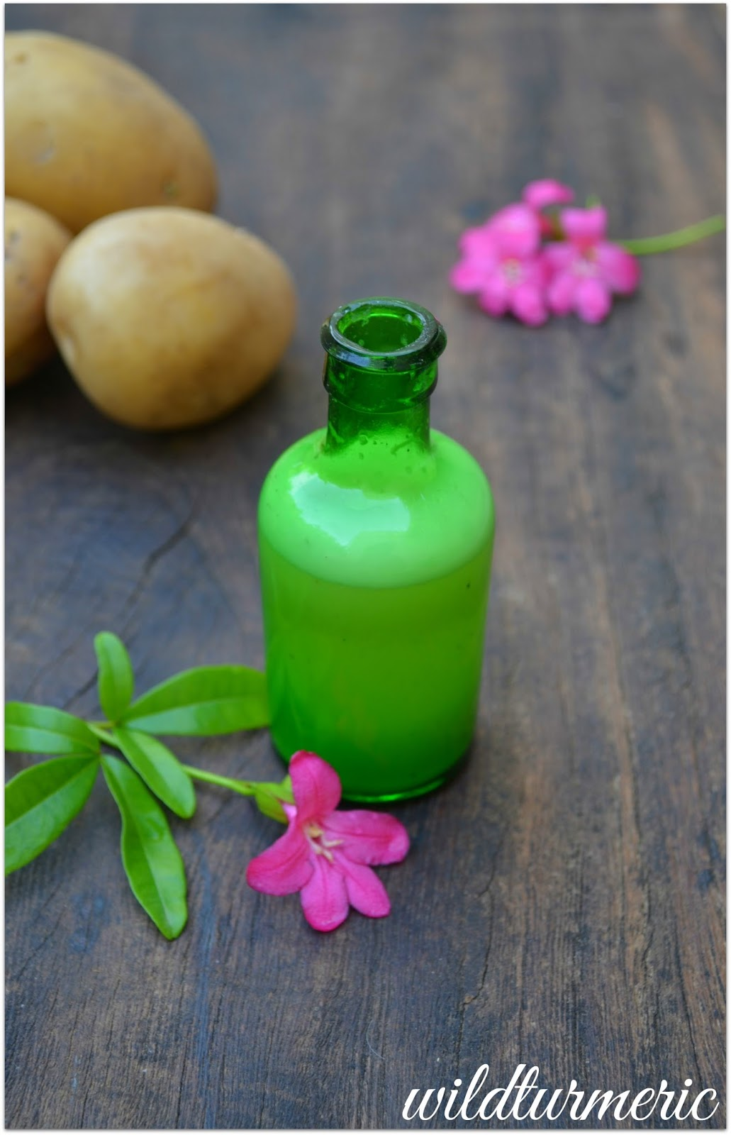 5 Top Benefits & Uses Of Potato Juice For Hair Growth