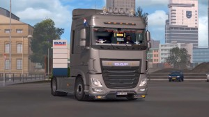 DAF XF Euro 6 Reworked v 1.7 by Schumi