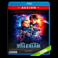 Valerian y la ciudad de los mil planetas (2017) BRRip 720p Audio Dual Latino-Ingles