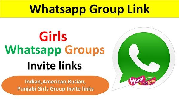 *Latest 2019* Girl Whatsapp Group Join Links