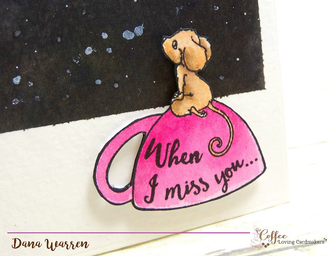 Dana Warren - Kraft Paper Stamps - Little Acres Creations