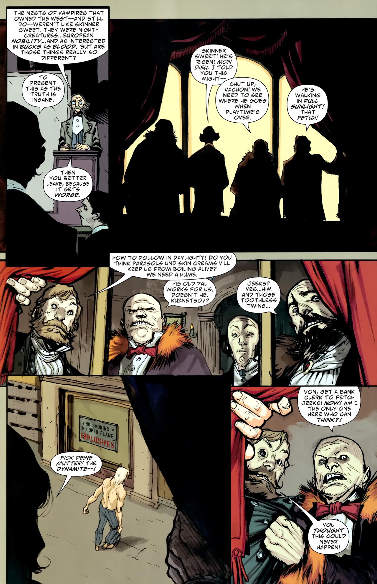 Read online American Vampire comic -  Issue #3 - 27