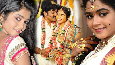 Swathi-Chinukulu-serial-actress-Sirisha-marriage-pics