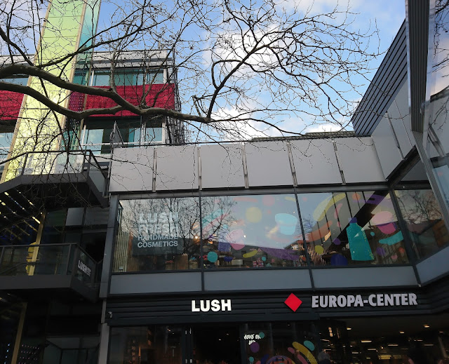 Lush Flagship Store Berlin Europa Center