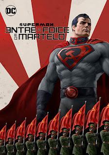 Superman: Entre a Foice e o Martelo - BDRip Dual Áudio