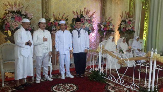 Alhamdulillah, Putra Ustad Arifin Ilham Resmi Menikahi Seorang Gadis Mualaf