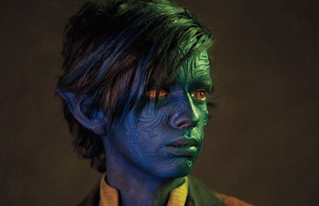 Nightcrawler în X-Men: Apocalypse
