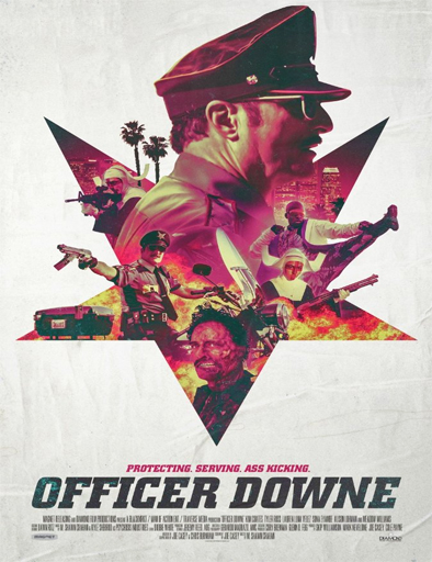 Ver Officer Downe (2016) Online