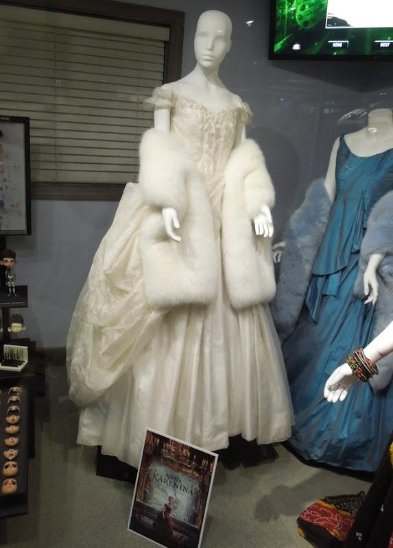 Keira Knightley white opera gown Anna Karenina