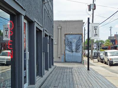 1637 Westheimer Rd, Houston, TX 77006 Sidewall mural at Merchant and Market 1637 Westheimer Rd, Houston, TX 77006
