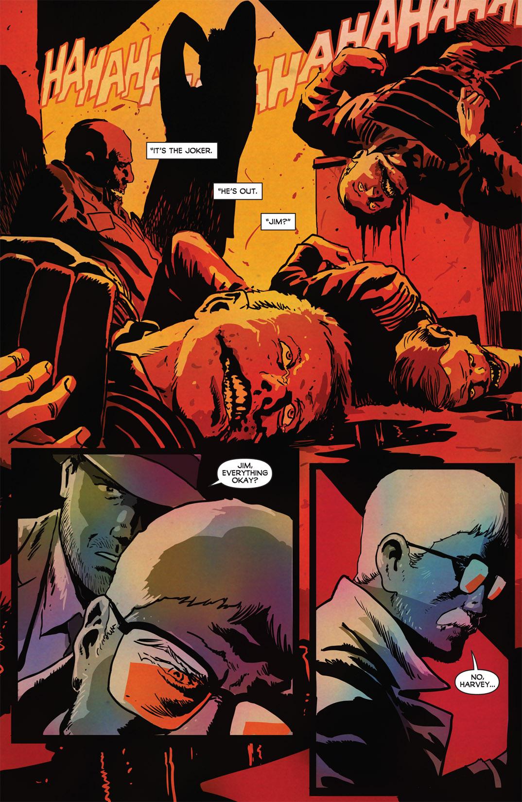 Detective Comics (1937) 879 Page 19