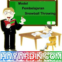 Model  Pembelajaran  Snowball Throwing