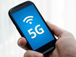 Jaringan 5G singapura