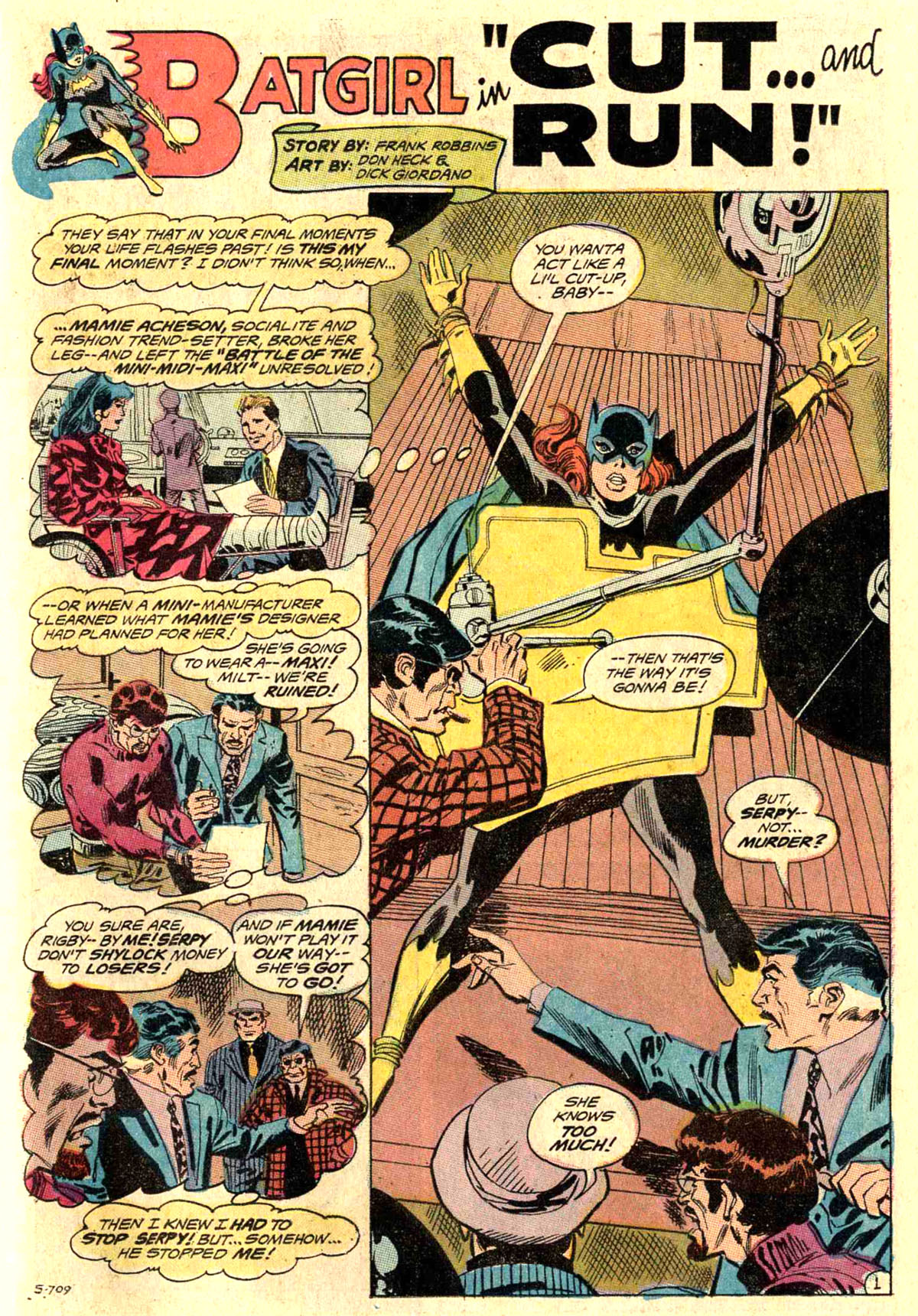 Detective Comics (1937) 411 Page 22